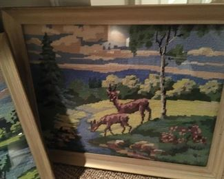 . . . another great needle point piece