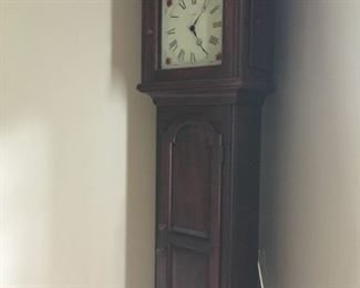 . . . a great grandfather's clock