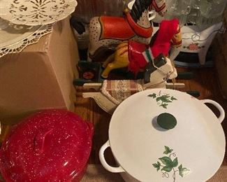 Porcelain Dutch Oven/Granite Dutch Oven