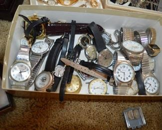 Waltham and more watches