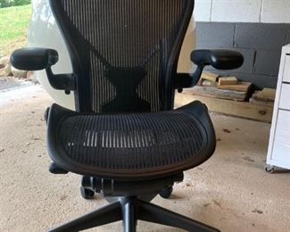 Herman Miller Aeron PostureFit