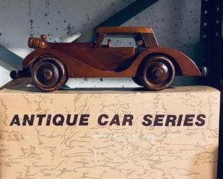 3 Collectible Model Cars
