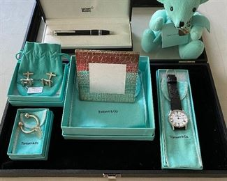 Assorted Tiffany items