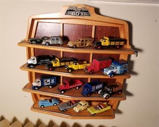 17 Collectible Model Cars and Trucks