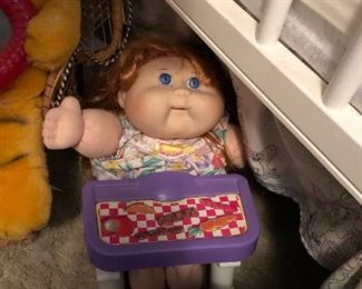 CABBAGE PATCH ADULTS COME OUT WHEREVER YOU ARE (NOW)