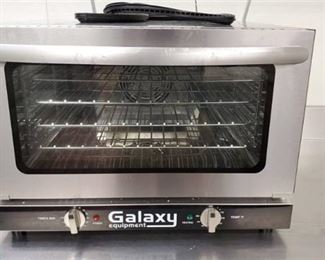 Galaxy Convection Oven