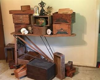 old crates