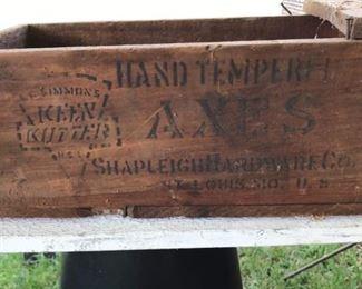 rare axe crate