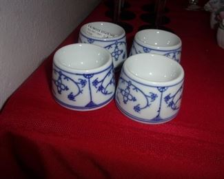Set of 4  Bavaria Germany    $8.00