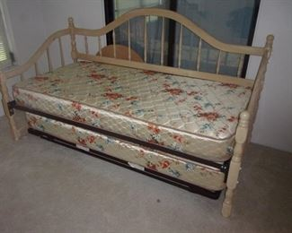 $150.00 Day/ Trundle bed Covering also available