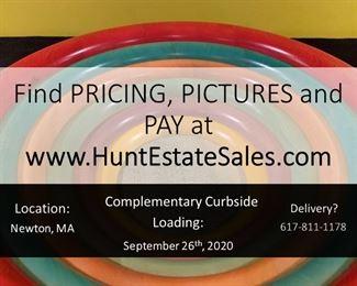 Buy NOW at HuntEstateSales.com