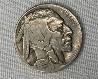 26 Buffalo Nickels