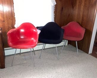 Herman Miller Arm Chairs!