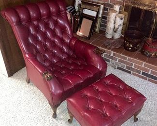 Sleepy Hollow Chair that is comfy