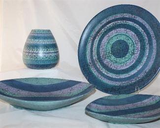 Madeline Originals Mid-Century Modern California Studio Art Pottery: