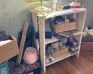 Sewing, Knitting, Weaving Supplies