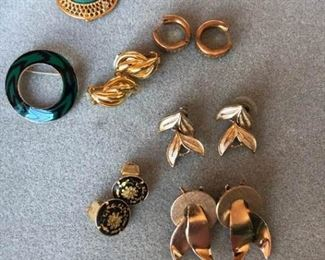 Bartek Earrings and Others