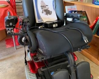 Power chair ....Looks new, only used once (per daughter)