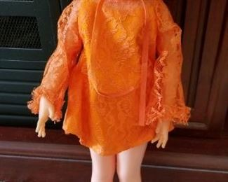 Vintage Chrissy doll with box