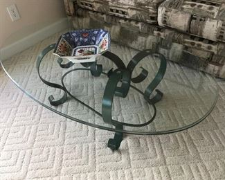 Glass Top Coffee Table - $ 72.00
