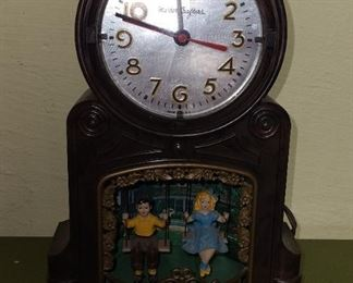 Mastercrafters vintage clock