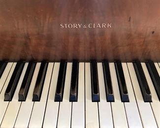Since 1857, when Hampton L. Story built his first piano, discriminating purchasers have marveled at the fine craftsmanship that makes every Story & Clark piano a treasure.
