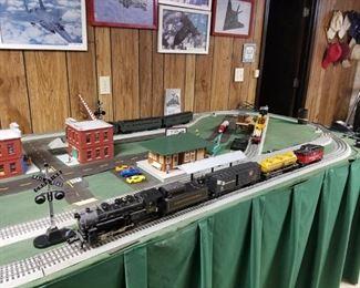Working train set.