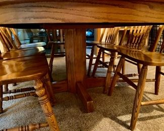 Base View Dining Table