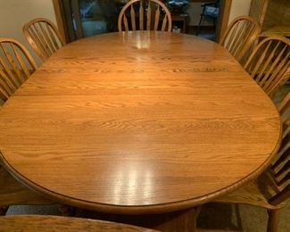 Top View Dining Table