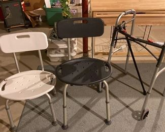 Medical Chairs and Walker