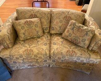 Sherrill 2 Cushion Loveseat