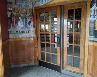 Door, Buyer Responsible For Removal