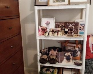 Pugs, lots and lots of Pugs