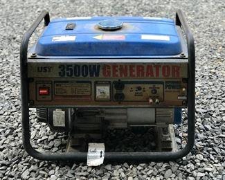 UST 3500 watt generator