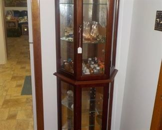 display cabinet salts  peppers