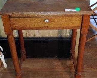 Primitive Pine table
