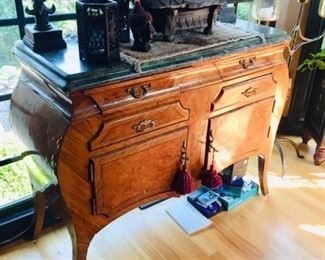 French style cabinet--unusual design