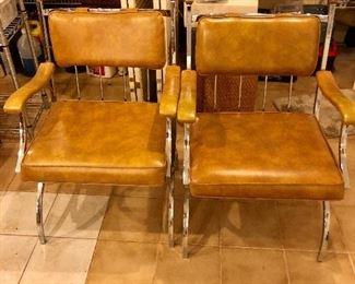 Mid-Century Fabulous  Chair Set