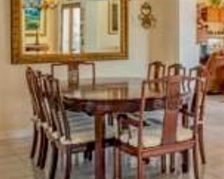Gorgeous Dining Room Set/Excellent Condition