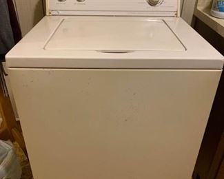 Estate Washer by Whirlpool