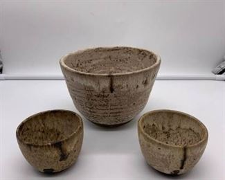 McCarty Pottery bowls