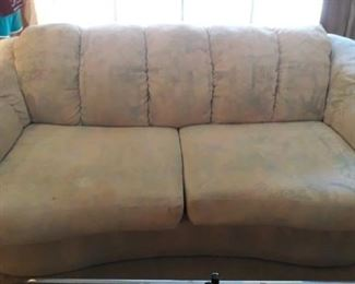 Sofa with Removable Cushions
