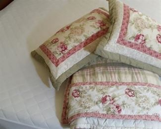 Twin Comforter with Two Pillow Shams