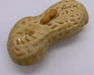 Vintage Ceramic Peanut Holder
