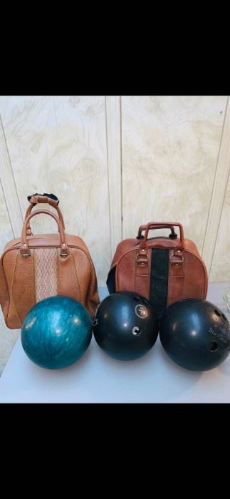 Bowling Balls and Bags