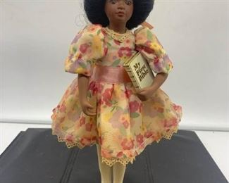 Avon Collection Doll First Bible