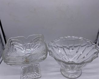 Crystal Bowl Dishes