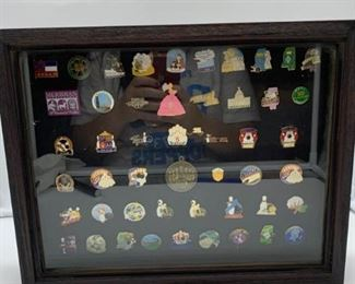 Mississippi Pin Collection