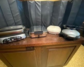 Small Kitchen Griddles