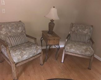 Matching Occasional tables, very clean